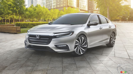 Detroit 2018: The Return of the Honda Insight!