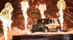 Detroit 2018: Mercedes Delivers on Promise of Revised G-Class