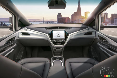 GM Wants to Launch Car with No Steering Wheel, Pedals by 2019
