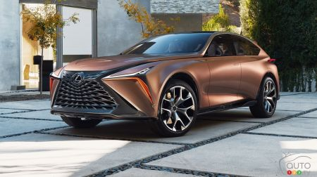 Detroit 2018: Striking Concepts from Nissan, INFINITI and Lexus