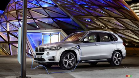 2018 BMW X5 xDrive40e, a Hybrid SUV Lacking True Purpose