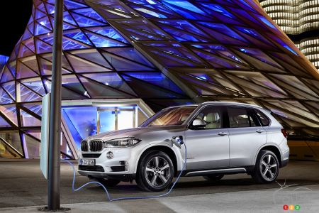 2018 Bmw X5 Xdrive40e A Hybrid Suv Lacking True Purpose