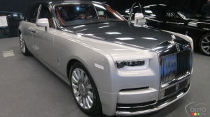 Montreal 2018: Rolls-Royce Still a Magnet for Luxury Car Fans?
