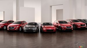 Mazda Leads Pack for Fuel Economy for 5th Straight Year