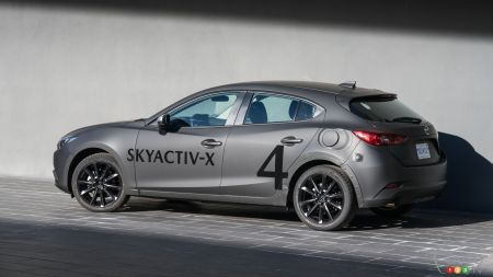 Mazda's SKYACTIV-X is a Revolutionary New Engine… And We Put it to the Test!