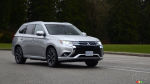 2018 Mitsubishi Outlander PHEV: A New Start for the Automaker