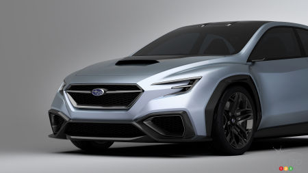 A mid-engined Subaru sports car? Speculation is rife