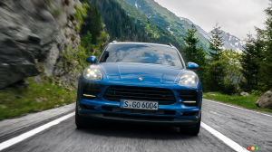 Paris 2018: European debut for the 2019 Porsche Macan