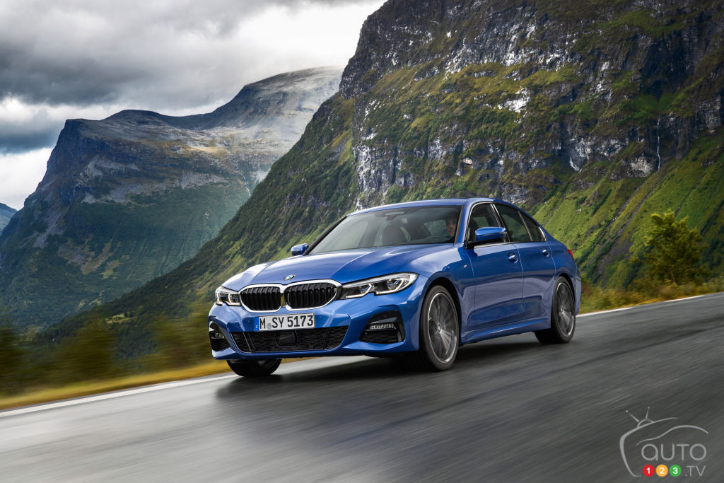2020 bmw 3 series unveiled at paris motor show | car news