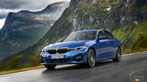Paris 2018: 2020 BMW 3 Series Makes Official Debut
