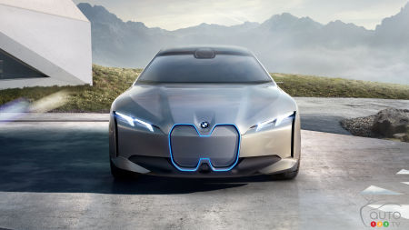 Paris 2018: BMW confirms i4 will debut in 2021