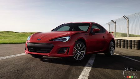 2019 Subaru BRZ: Details and pricing for Canada