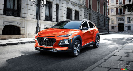 2019 Hyundai Kona Details and Pricing for Canada