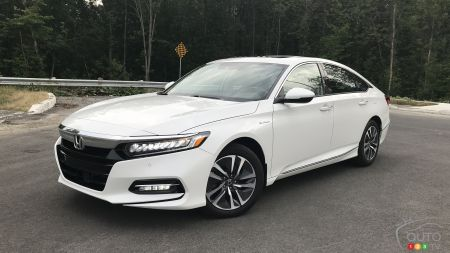 2018 Honda Accord Hybrid Review