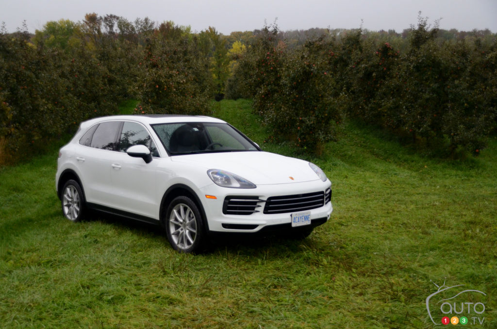 2019 Porsche Cayenne First Drive: Drinking from a glass half full