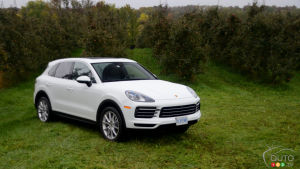 Porsche Cayenne 2019 : un premier contact mi-figue mi-raisin