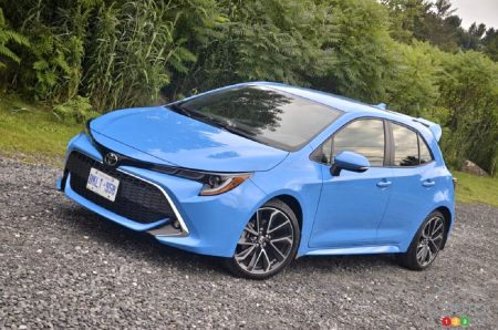 A Sporty Hybrid Version Of Corolla Hatchback In The Works Car News