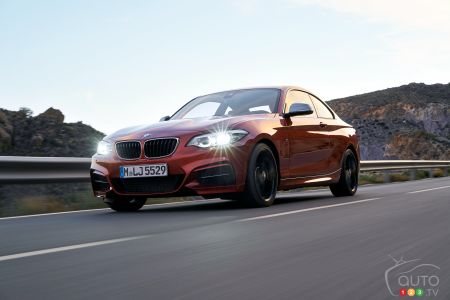 The next BMW 2 Series will keep rear-wheel drive