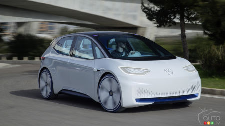Volkswagen wants to sell 150,000 electric vehicles by 2020, more than 1 million by 2025