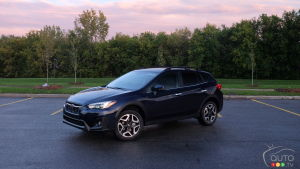 2019 Subaru Crosstrek Review: the smallest of the clan acts big