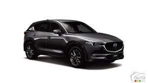 2019 Mazda CX-5 details released for Japan: Big Power Boost