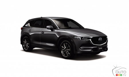 2019 Mazda Cx 5 Details Released For An Boost