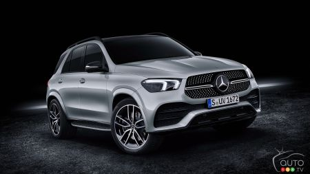 Mercedes-Benz GLE, the first plug-in hybrid with a 100+ km range?