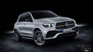 Mercedes Benz Gle The First Plug In Hybrid With A 100 K