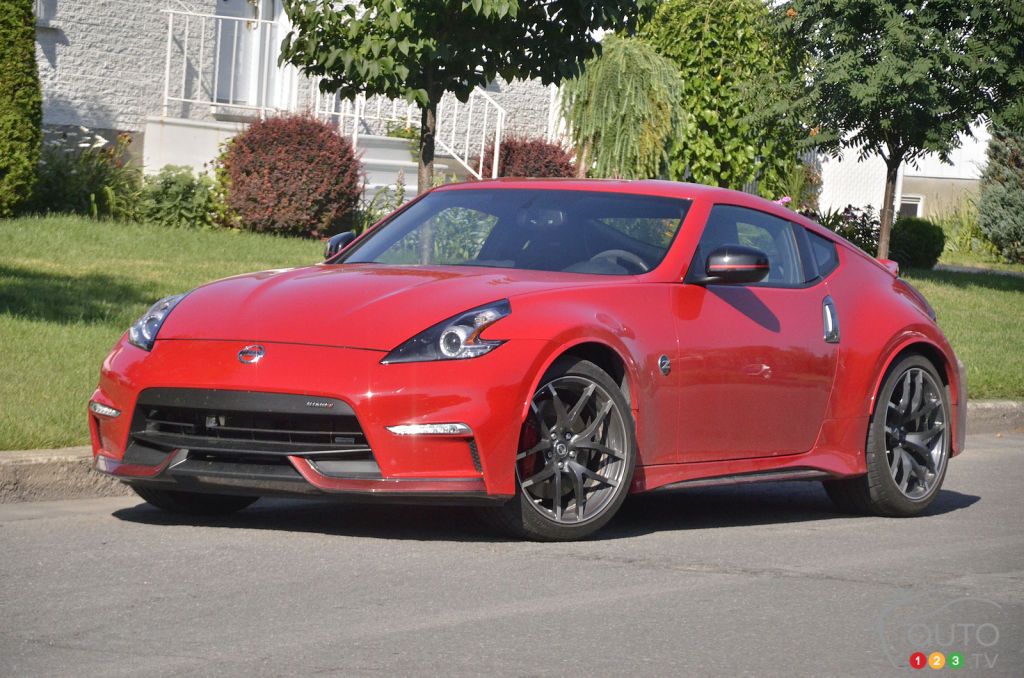 2018 Nissan 370Z NISMO: Five Letters too Many?