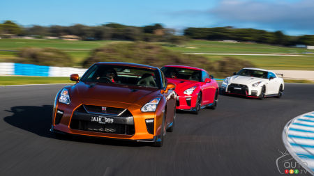 Electric GT-R and 370Z from Nissan? It's Possible