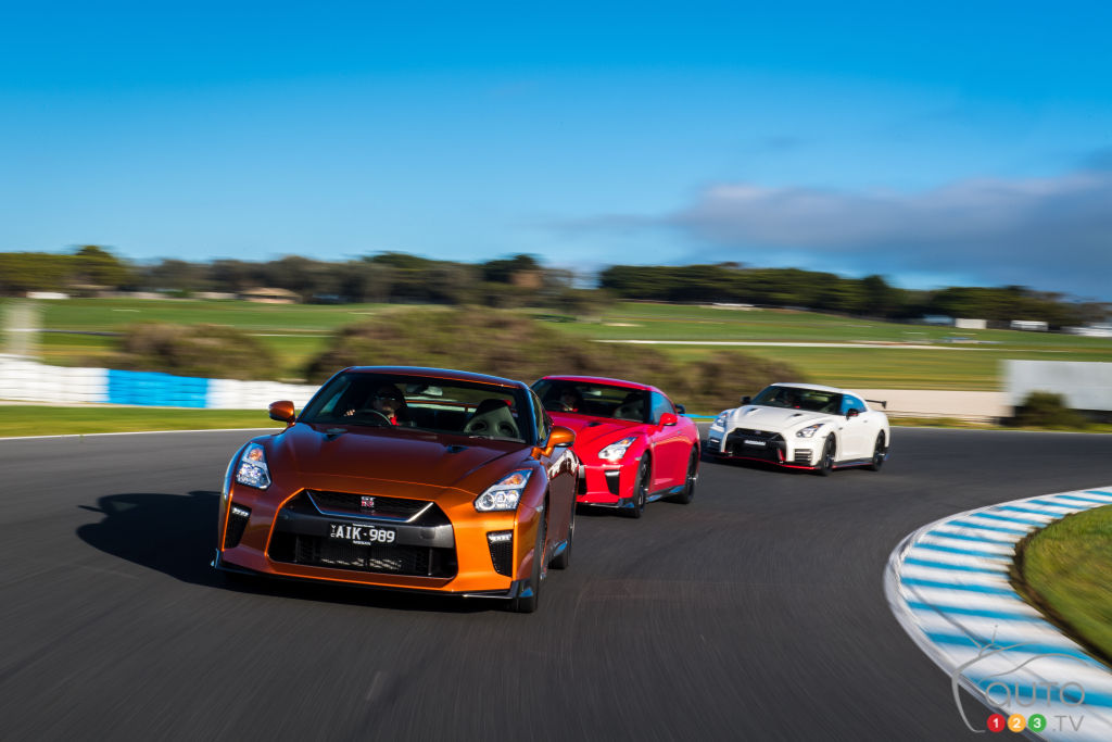 Electric GT R And 370Z From Nissan? Itu0027s Possible