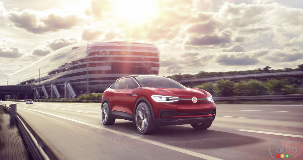 Volkswagen building plant that will make only electric vehicles