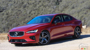 2019 Volvo S60 and V60 First Drive