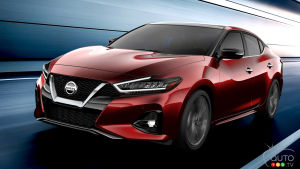 2019 Nissan Maxima will debut at Los Angeles Auto Show