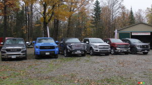 The Canadian Truck King Challenge, 2018 edition!
