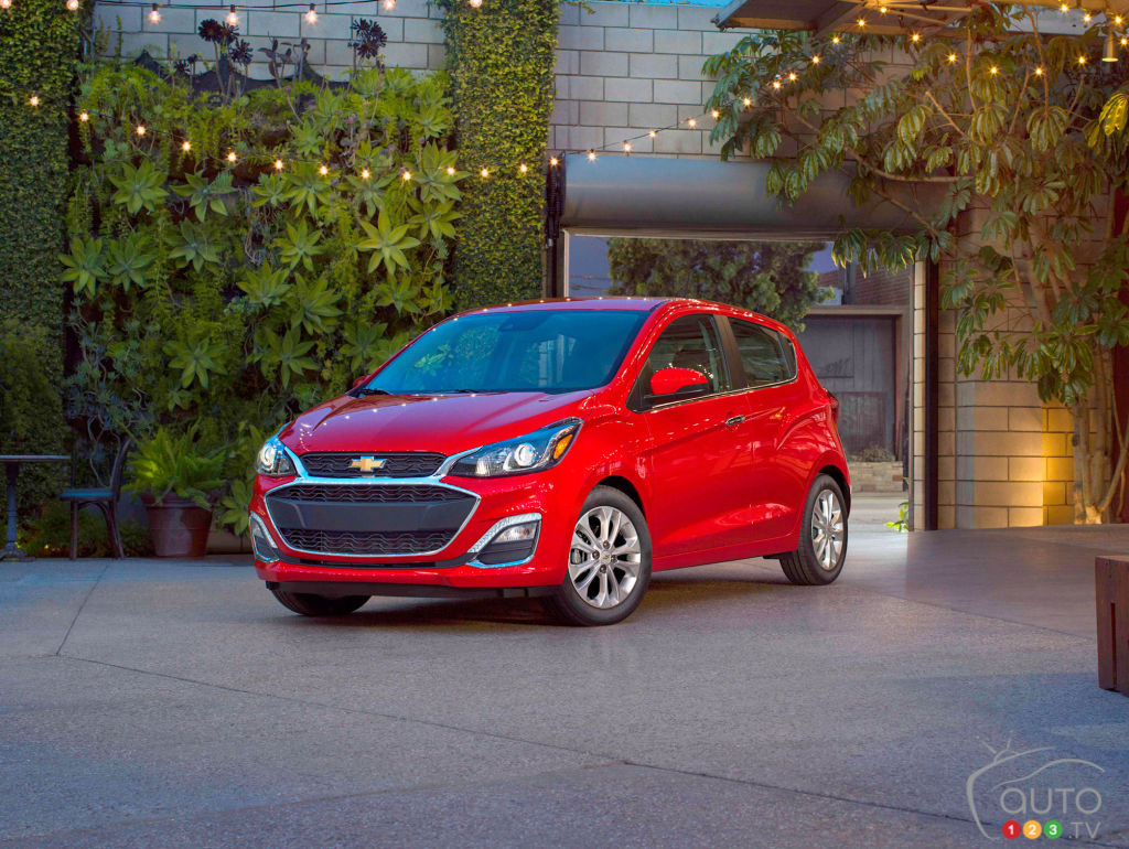 The Top 10 Most Affordable New Cars In Canada 2018