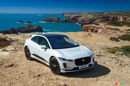 Jaguar-Land Rover offrira l'intégration Apple CarPlay, Android Auto