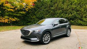 2019 Mazda CX-9 Review: Mid-sized bigness!
