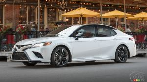 2019 Toyota Camry: Pricing and details announced for Canada