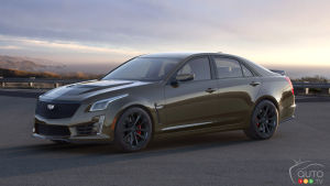 Cadillac marks 15 years of V models with Pedestal editions