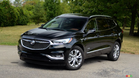 2018 Buick Enclave Avenir Review: the plushest of GM's crossover trio