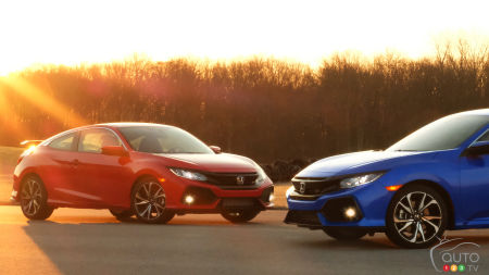 La Honda Civic Si 2019 : Détails et photos