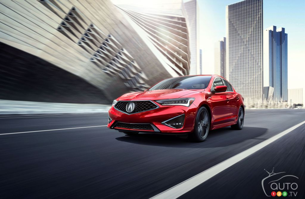 2019 Acura ILX: Details and pricing for Canada