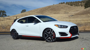 First drive of the 2019 Hyundai Veloster N: Blowing by Expectations