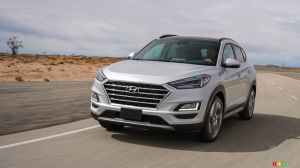 2019 Hyundai Tucson: Redesigned and More Tech-Savvy