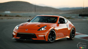 SEMA 2018: Nissan debuts 400-hp 370Z Project Clubsport 23