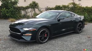 2019 Ford Mustang Bullitt Review
