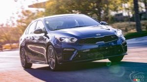 SEMA 2018: Kia Presents Forte GT edition