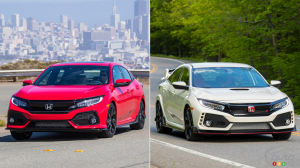 2019 Honda Civic Hatchback, Type R: The Interiors Get Some TLC
