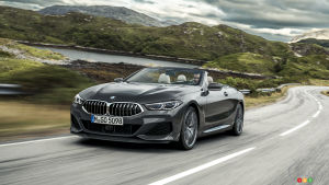 The new 2019 BMW 8 Series Convertible: Details and Photo Gallery